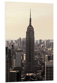 Forex  Empire State Building Vintage - Buellom
