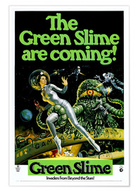 Póster The Green Slime
