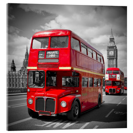 Melanie Viola - LONDON Red Buses