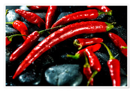 Póster Red hot Chili