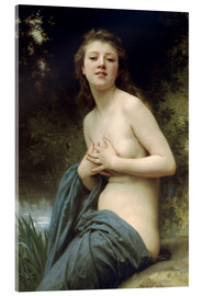 Cuadro de metacrilato  Springbreeze - William Adolphe Bouguereau