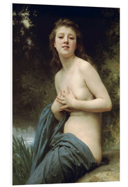 Cuadro de PVC  Springbreeze - William Adolphe Bouguereau
