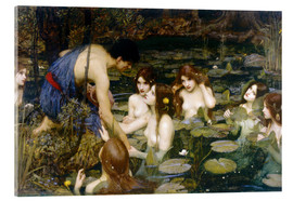 John William Waterhouse - Ninfas