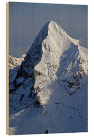 Madera  Eiger North Face - Gerhard Albicker