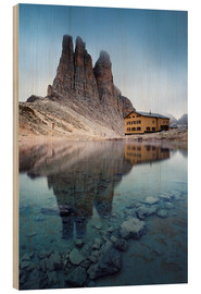 Madera  Vajolet towers in the Dolomites - Matteo Colombo