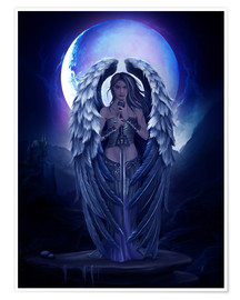 Póster  Guardian angel - Elena Dudina