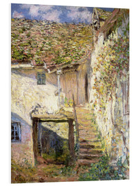 Forex  The staircase - Claude Monet