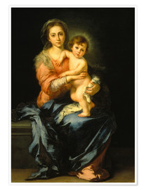 Póster Madonna and Child