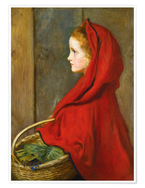 Póster Red Riding Hood