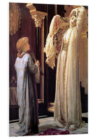 Cuadro de PVC  Light of the harem - Frederic Leighton