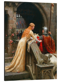 Aluminio-Dibond  God Speed! - Edmund Blair Leighton