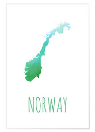 Póster Norway
