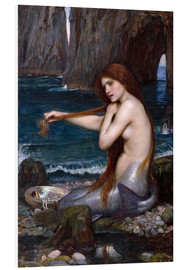 Forex  La sirena - John William Waterhouse