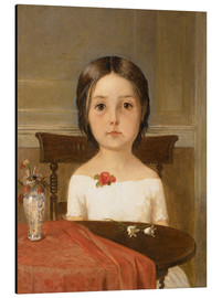 Aluminio-Dibond  Millie Smith - Ford Madox Brown