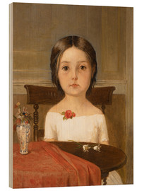Madera  Millie Smith - Ford Madox Brown