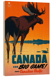 Madera  Canada travel for big game
