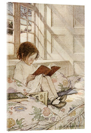 Metacrilato  Picture Books in Winter - Jessie Willcox Smith