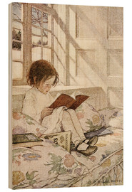 Madera  Picture Books in Winter - Jessie Willcox Smith