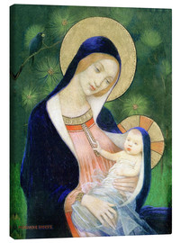 Lienzo  Madonna and Child - Marianne Stokes