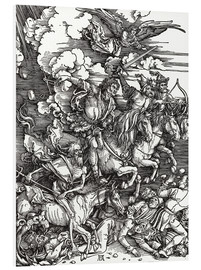 Forex  The Four Horsemen - Albrecht Dürer
