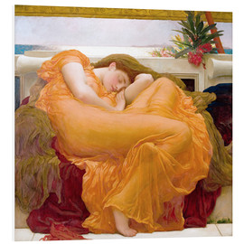Forex  Flaming June - Frederic Leighton