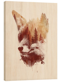 Madera  Blind fox - Robert Farkas