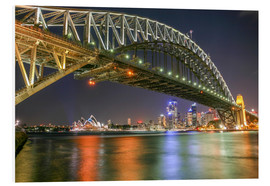 Cuadro de PVC  Sydney Harbour Bridge I - Thomas Hagenau