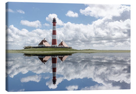 Lienzo  Lighthouse at the Northsea - Filtergrafia