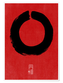 Póster  ENSO IN JAPAN - THE USUAL DESIGNERS
