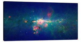 Lienzo  Milky Way (infrared image) - NASA
