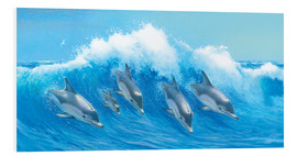 Forex  Leaping Dolphins - John Butler