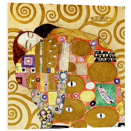 Forex  The Hug - Gustav Klimt