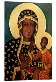 Metacrilato  Black Madonna of Cz?stochowa - Lukas
