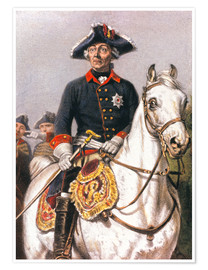 Póster Frederick the Great