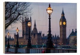 Walter Bibikow - Houses of Parliament and Big Ben