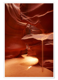 Póster Upper Antelope Canyon