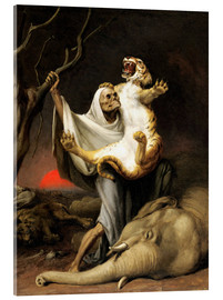 Cuadro de metacrilato  Power Of Death - William Holbrook Beard