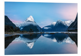 Cuadro de PVC  Milford Sound, New Zealand - Matteo Colombo