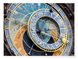 Jan Christopher Becke - Astronomical clock Prague