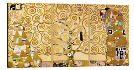 Aluminio-Dibond  The Tree of Life (Detail) - Gustav Klimt