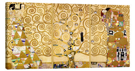 Lienzo  The Tree of Life (Detail) - Gustav Klimt
