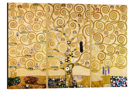 Aluminio-Dibond  The Tree of Life - Gustav Klimt