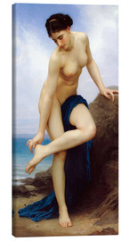 Lienzo  After the bath - William Adolphe Bouguereau