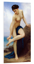 Cuadro de PVC  After the bath - William Adolphe Bouguereau