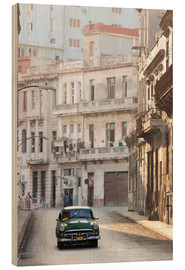 Madera  Taxi driving in Havana - Lee Frost