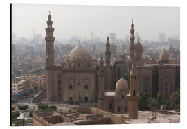 Aluminio-Dibond  Mosque of Sultan Hassan in Cairo old town, Cairo, Egypt, North Africa, Africa - Martin Child