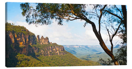 Lienzo  Panoramic photo of the Three Sisters - Matthew Williams-Ellis