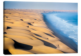 Lienzo  Namib Desert on the Atlantic - Roberto Moiola