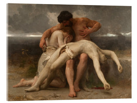 Cuadro de metacrilato  The First Mourning - William Adolphe Bouguereau