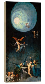 Madera  The Ascent to the Heavenly Paradise - Hieronymus Bosch